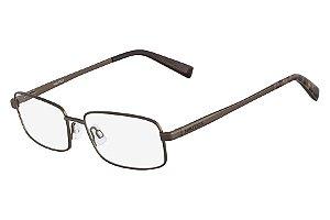 Óculos de Grau Nautica N7245 200/55 Marrom Escuro