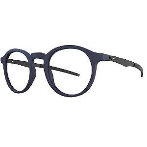 Óculos de Grau HB 93158 - Azul / Cinza