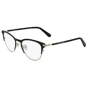 Óculos de Grau Calvin Klein Jeans CKJ20302 001/49 - Preto