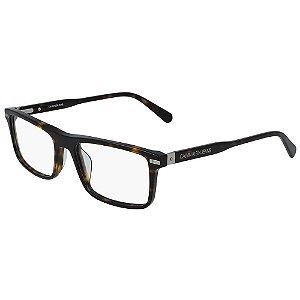 Óculos de Grau Calvin Klein Jeans CKJ19526 235/55 - Marrom