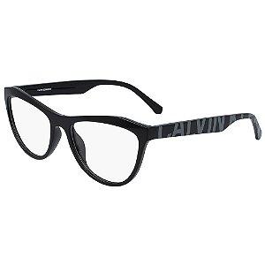 Óculos de Grau Calvin Klein Jeans CKJ19521 001/54 - Preto
