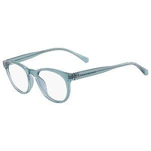 Óculos de Grau Calvin Klein Jeans CKJ19506 451/50 - Azul