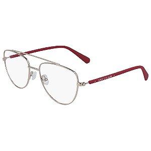 Óculos de Grau Calvin Klein Jeans CKJ19308 780/53 - Vermelho