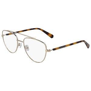 Óculos de Grau Calvin Klein Jeans CKJ19308 717/53 - Marrom