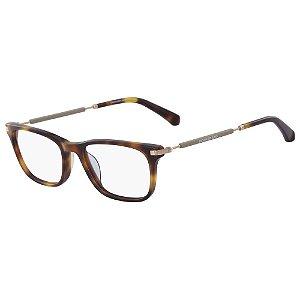 Óculos de Grau Calvin Klein Jeans CKJ18705 240/51 - Marrom