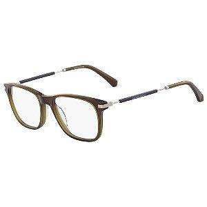 Óculos de Grau Calvin Klein Jeans CKJ18704 210/52 - Marrom