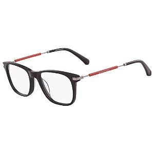 Óculos de Grau Calvin Klein Jeans CKJ18704 001/52 - Preto
