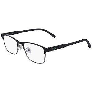 Óculos de Grau Lacoste L3107 001/49 - Preto - Infantil