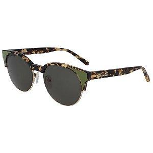 Óculos de Sol Diane Von Furstenberg DVF854S JOHANA 281/53 Tartaruga - Redondo