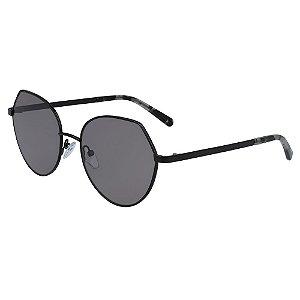 Óculos de Sol Diane Von Furstenberg DVF149S LORELAI 001/55 Preto - Gatinho
