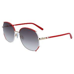 Óculos de Sol Diane Von Furstenberg DVF847S RYLEIGH 600/57 Vermelho - Redondo