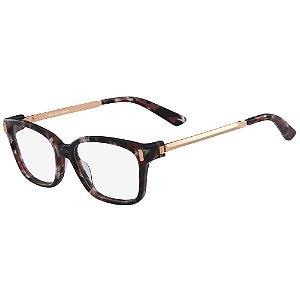 Óculos de Grau Calvin Klein CK8556 625/50 - Ouro