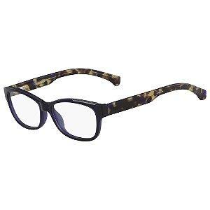 Óculos de Grau Calvin Klein Jeans CKJ792 430/52 - Marrom