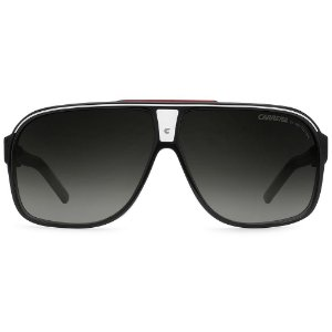 Óculos de Sol Carrera Sole GRAND PRIX 2/64 - Preto - Vermelho
