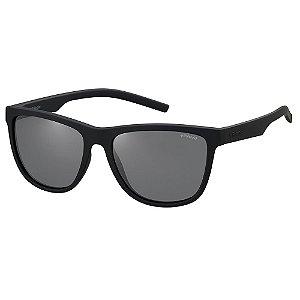 Óculos de Sol Polaroid PLD 6014S - Preto - Polarizado