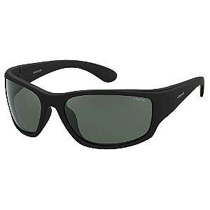 Óculos de Sol Polaroid PLD 7005S - Preto - Polarizado