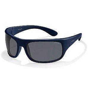 Óculos de Sol Polaroid 07886 - Azul - Polarizado