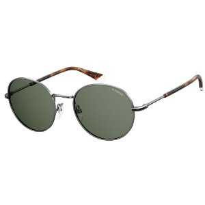 Óculos de Sol Polaroid PLD 2093/G/S/54 Cinza - Polarizado