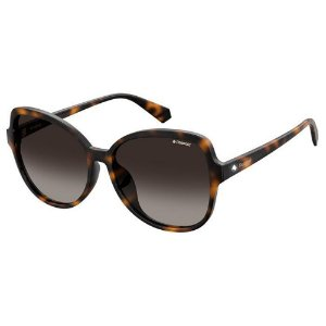Óculos de Sol Polaroid PLD 4088FS - Marrom - Polarizado