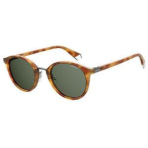 Óculos de Sol Polaroid PLD 2091/S/50 Marrom - Polarizado