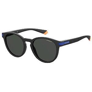 Óculos de Sol Polaroid PLD 2087S - Preto - Polarizado