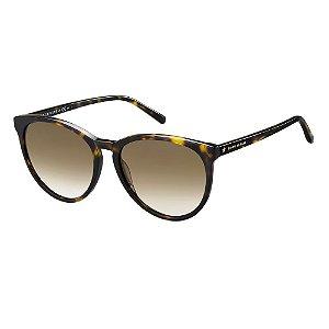 Óculos de Sol Tommy Hilfiger TH 1724/S/56 - Marrom