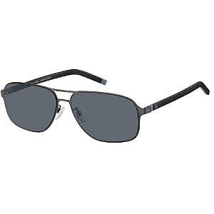 Óculos de Sol Tommy Hilfiger TH 1719/F/S/62 - Cinza