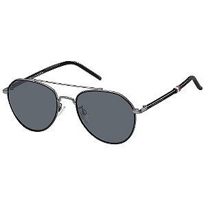 Óculos de Sol Tommy Hilfiger TH 1678/F/S/56 - Preto