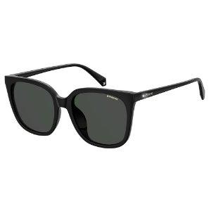 Óculos de Sol Polaroid PLD 4083/F/S/56 Preto - Polarizado