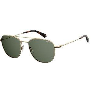 Óculos de Sol Polaroid PLD 2084GS - Branco - Polarizado