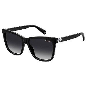 Óculos de Sol Polaroid PLD 4078SX - Preto - Polarizado