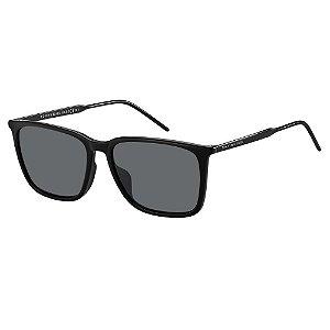 Óculos de Sol Tommy Hilfiger TH 1652/G/S/55 - Preto
