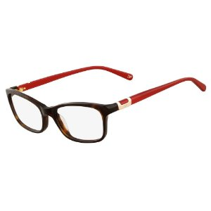 Óculos de Grau Diane Von Furstenberg DVF5051 206/50 Tartaruga - Retangular