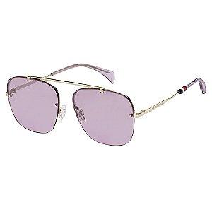 Óculos de Sol Tommy Hilfiger TH 1574/S - Ouro