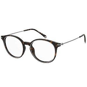 Óculos de Grau Polaroid PLD D413/50 Marrom - Polarizado