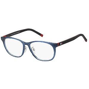Óculos de Grau Tommy Hilfiger TH 1793/F/56 - Azul