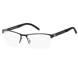 Óculos de Grau Tommy Hilfiger TH 1781/58 - Preto