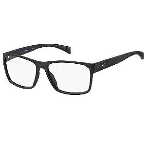 Óculos de Grau Tommy Hilfiger TH 1747/55 - Preto