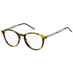 Óculos de Grau Tommy Hilfiger TH 1707/48 - Marrom