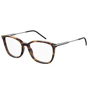 Óculos de Grau Tommy Hilfiger TH 1708/53 - Marrom