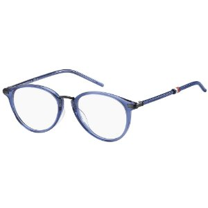Óculos de Grau Tommy Hilfiger TH 1688/50 - Azul