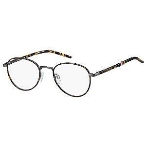 Óculos de Grau Tommy Hilfiger TH 1687 - Marrom