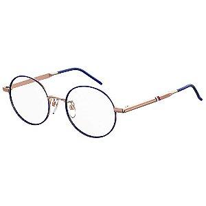 Óculos de Grau Tommy Hilfiger TH 1698/G - Ouro