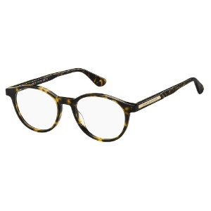 Óculos de Grau Tommy Hilfiger TH 1703/49 - Marrom
