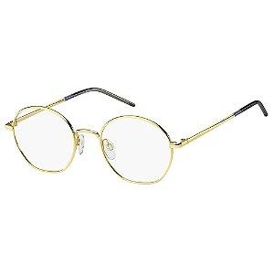Óculos de Grau Tommy Hilfiger TH 1681 - Ouro