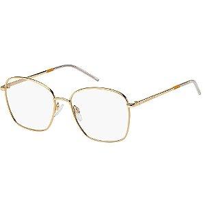 Óculos de Grau Tommy Hilfiger TH 1635/53 - Marrom