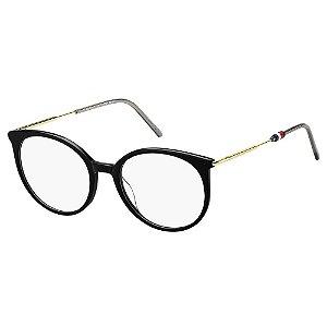 Óculos de Grau Tommy Hilfiger TH 1630/51 - Preto