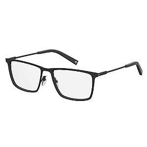 Óculos de Grau Polaroid PLD D349/57 Preto - Polarizado