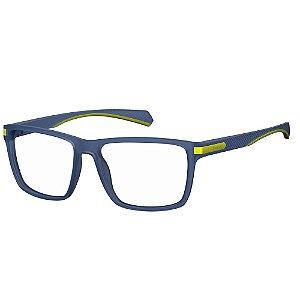 Óculos de Grau Polaroid PLD D355/55 Azul