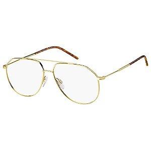 Óculos de Grau Tommy Hilfiger TH 1585 - Ouro